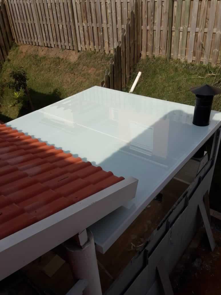 Amado Cobertura em Vidro - Telhados em Vidro - Cobertura de Vidro em  QU13