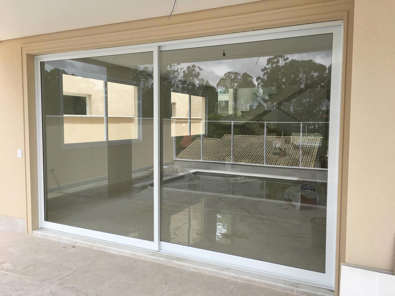 #7F5B4C esquadrias de alumínio para portas e janelas esquadrias de aluminio  1274 Preço De Janela De Aluminio 4 Folhas